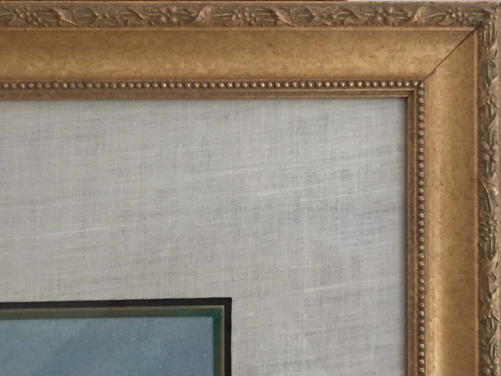 Sailing Katama-frame detail