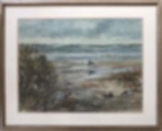 At the Beach-framed.jpg