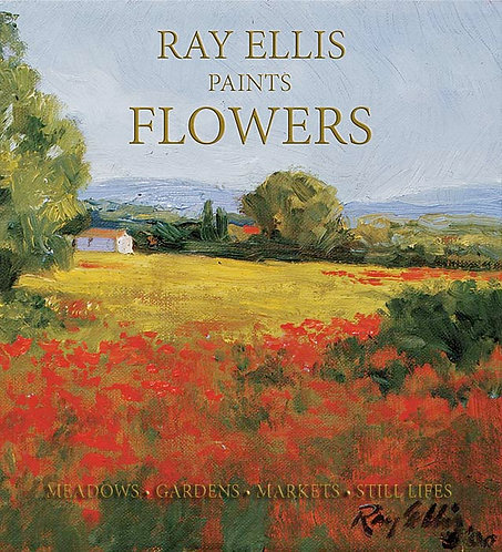RAY ELLIS PAINTS FLOWERS