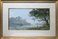 Returning Oysterman-framed