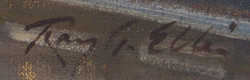 Savannah Rooftops, signature