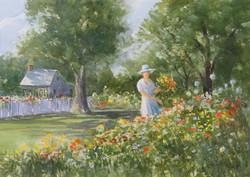 Trip to the Garden