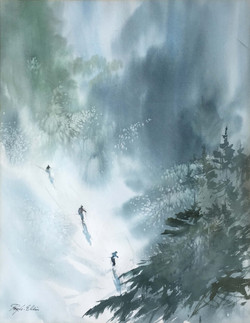 The Skiers