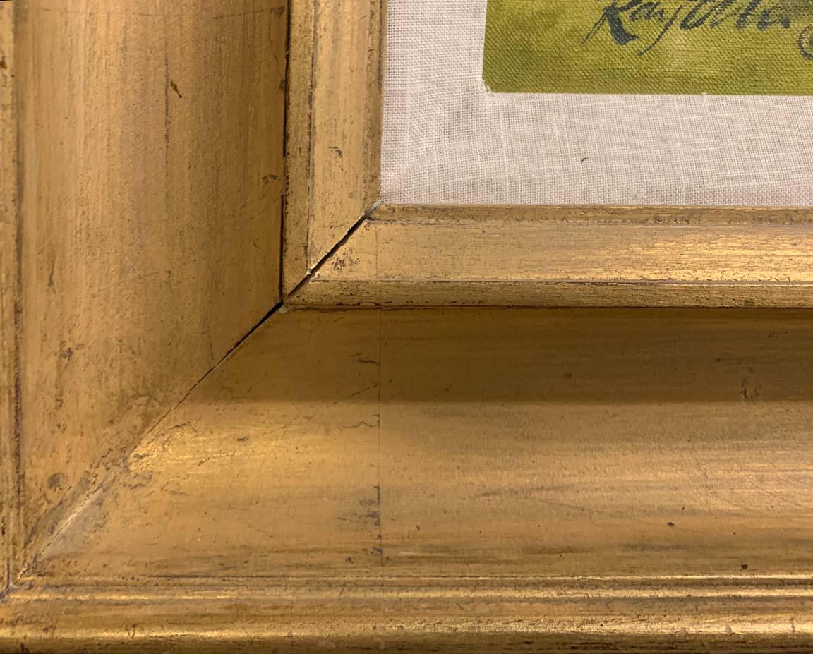 Hide and Seek-framed detail