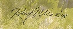 Beach Patterns-signature