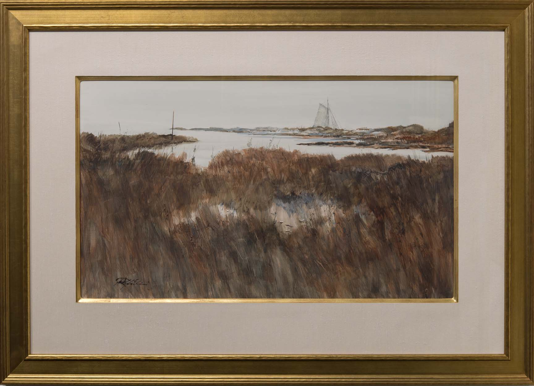Out From Braddocks Cove-new-frame