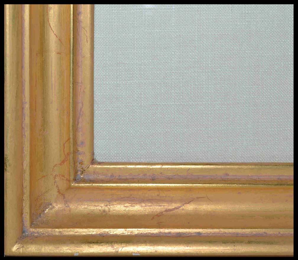 Church Pews, frame detail