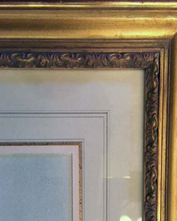 The Cove-frame detail