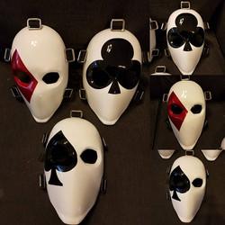 Fortnite wild card masks