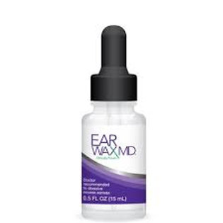 EARWAX MD TAKE-HOME BOTTLE (0.5 OZ)