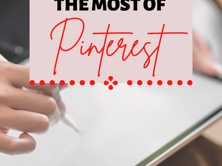 Best tips and tricks for making the most of Pinterest