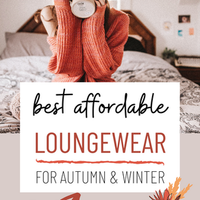 Best Affordable Loungewear Sets for Autumn & Winter 2020