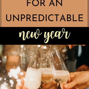 How to Prepare for an Unpredictable New Year