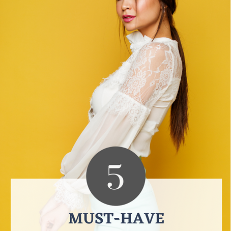The 5 Must-Have Tops For Women This Summer - Affordable, Chic and Trendy