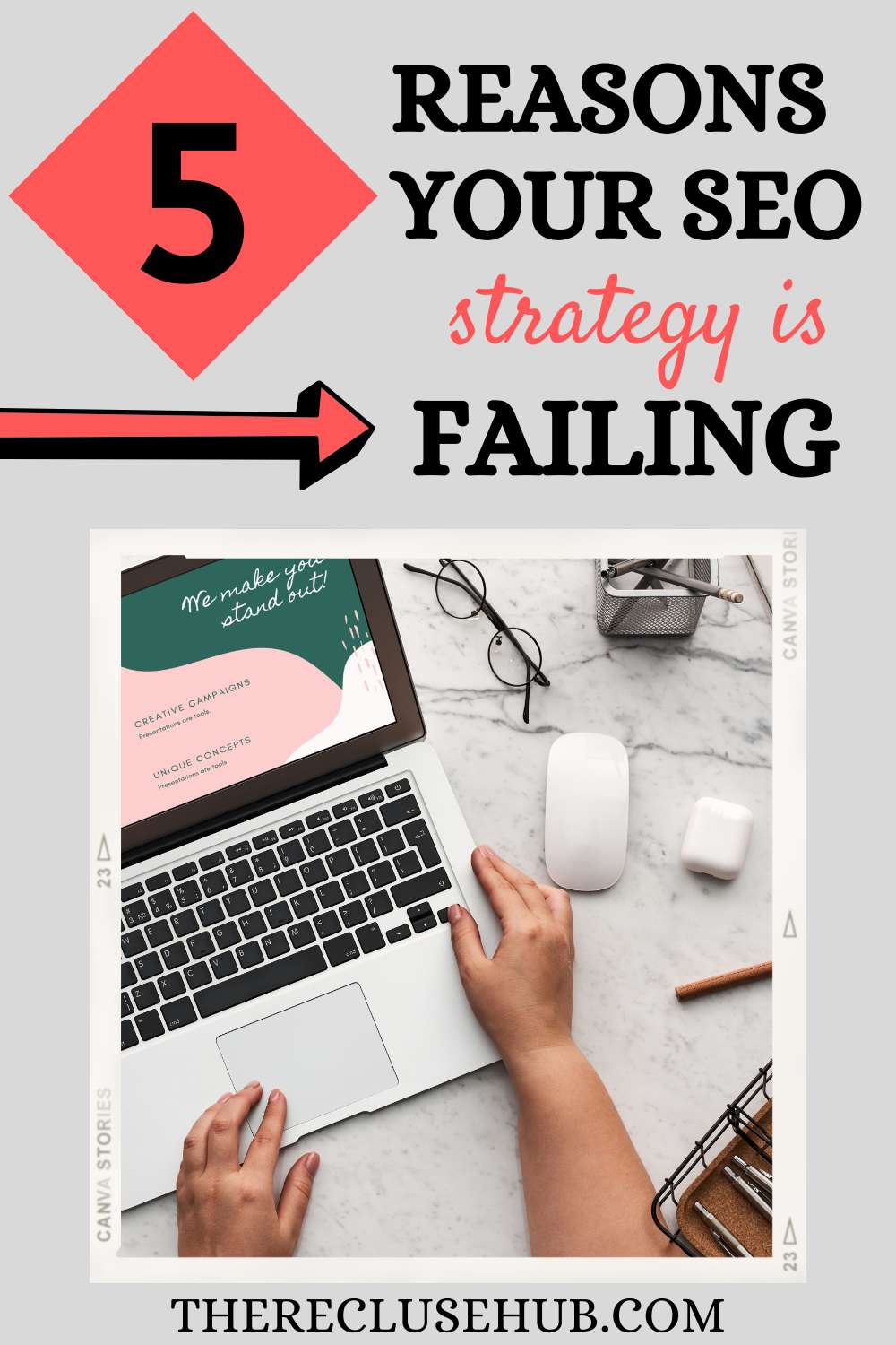 why is your seo strategy not working