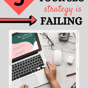 Why is your SEO strategy not working?