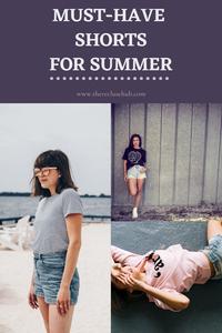 summer shorts fashion ideas