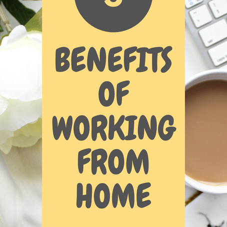 The Reality of Shifting Work Environments and the Benefits of Working From Home