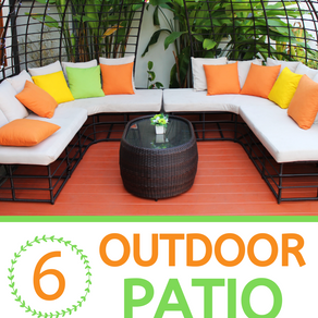 6 Outdoor Patio Ideas on a Budget