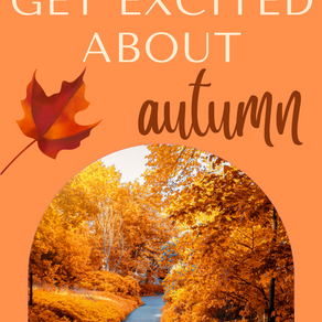 Reasons to get excited about the fall aesthetic