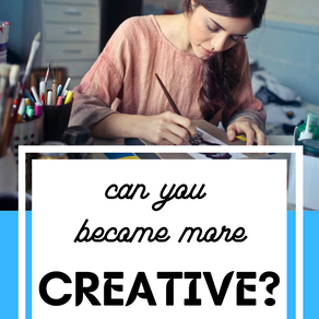 Increasing creativity: is it really as easy as practicing?
