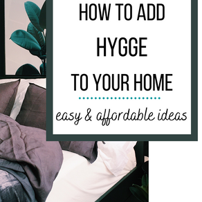 How To Make Your Home More Hygge