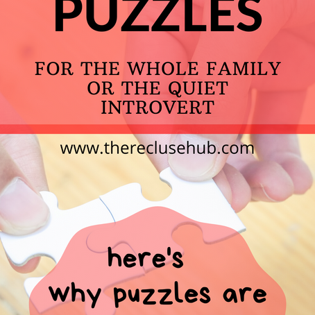 The Best Jigsaw Puzzles for the Whole Family (or the quiet introvert)