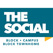 Social Block Campus Block Townhomes Logo