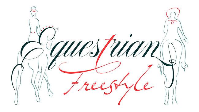 Equestrian Freestyle Logo