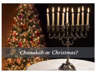 Chanukah or Christmas?