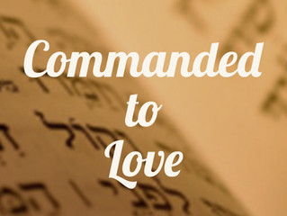 Are We Commanded to Love G-D?