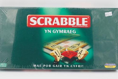 'Scrabble' yn Gymraeg