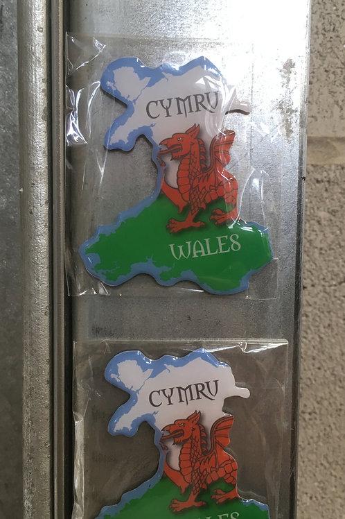 Magnedau Cymru/ Wales Magnets