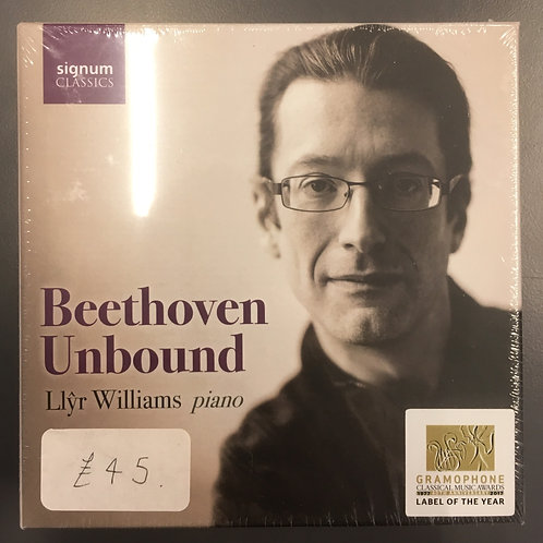 CD Beethoven Unbound - Llyr Williams