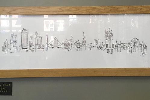 Ffram Wrexham Skyline Frame