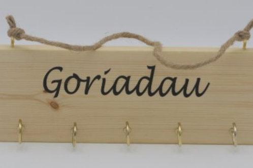 Daliwr 'Goriadau'/ Key Holder