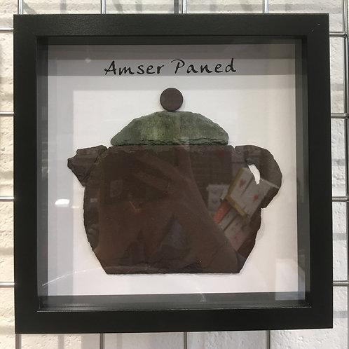 Celf Llechen - Amser Paned