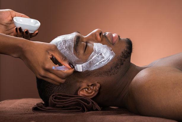 facials for men CT