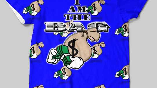 """I Am The Bag""Limited Edition Shirt"