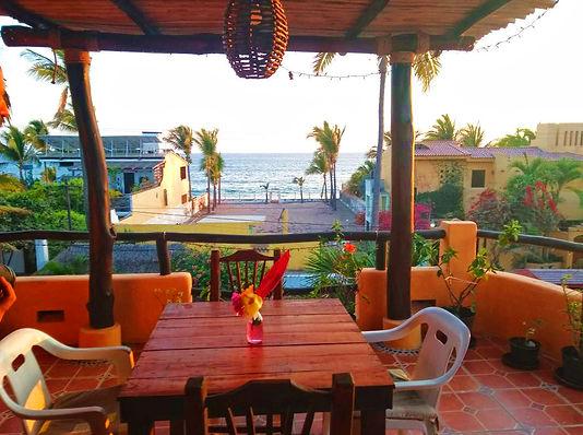 sun deck villa casa salamandra melaque villa obregon