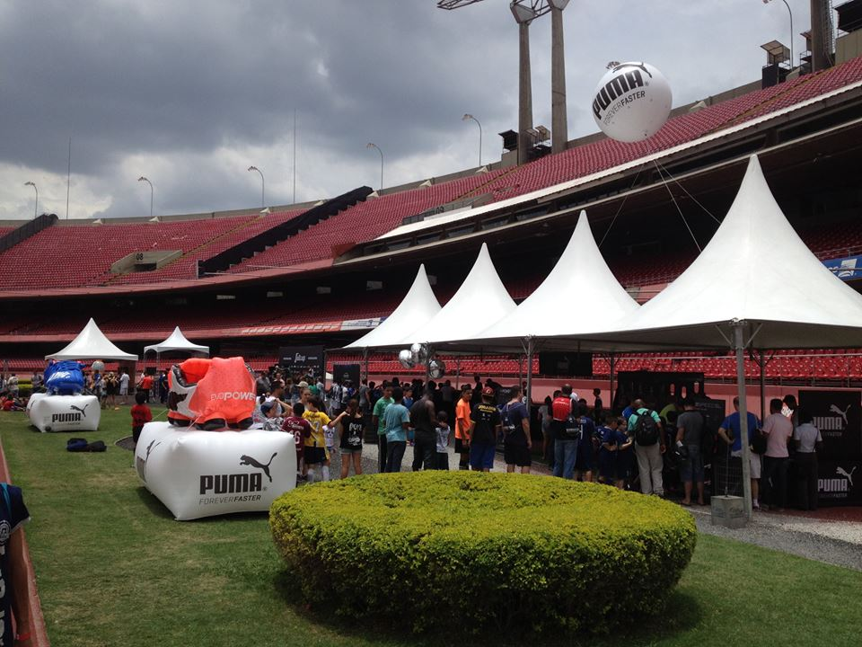 PUMA - Estadio Morumbi SP
