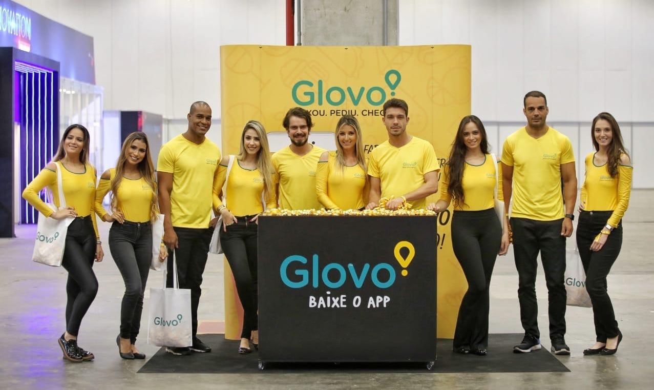 Glovo - Feira Innovation