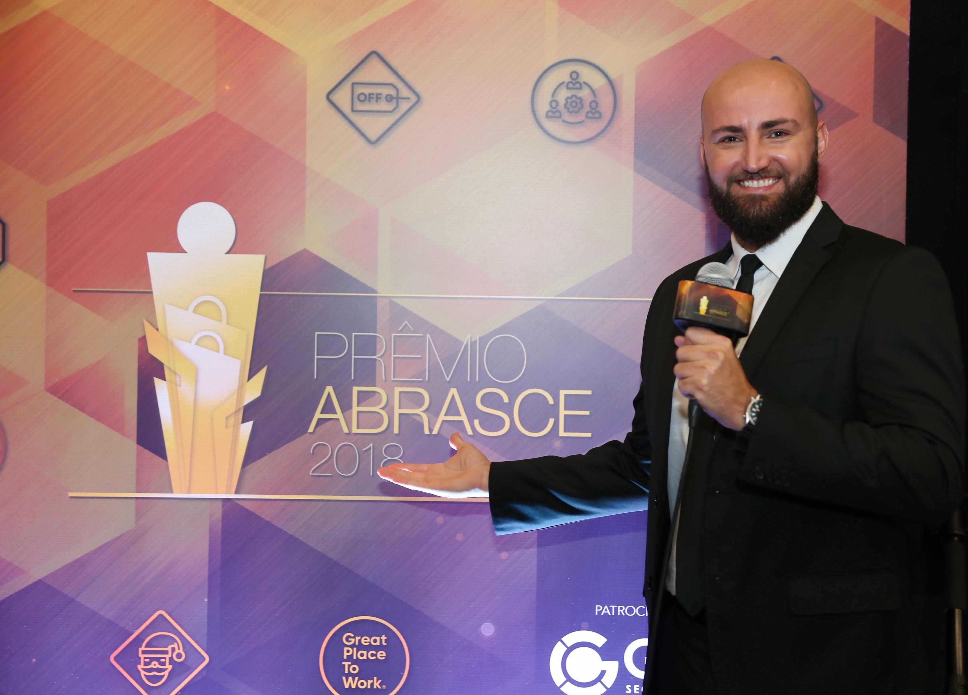 Jornalistas Prêmio Abrasce