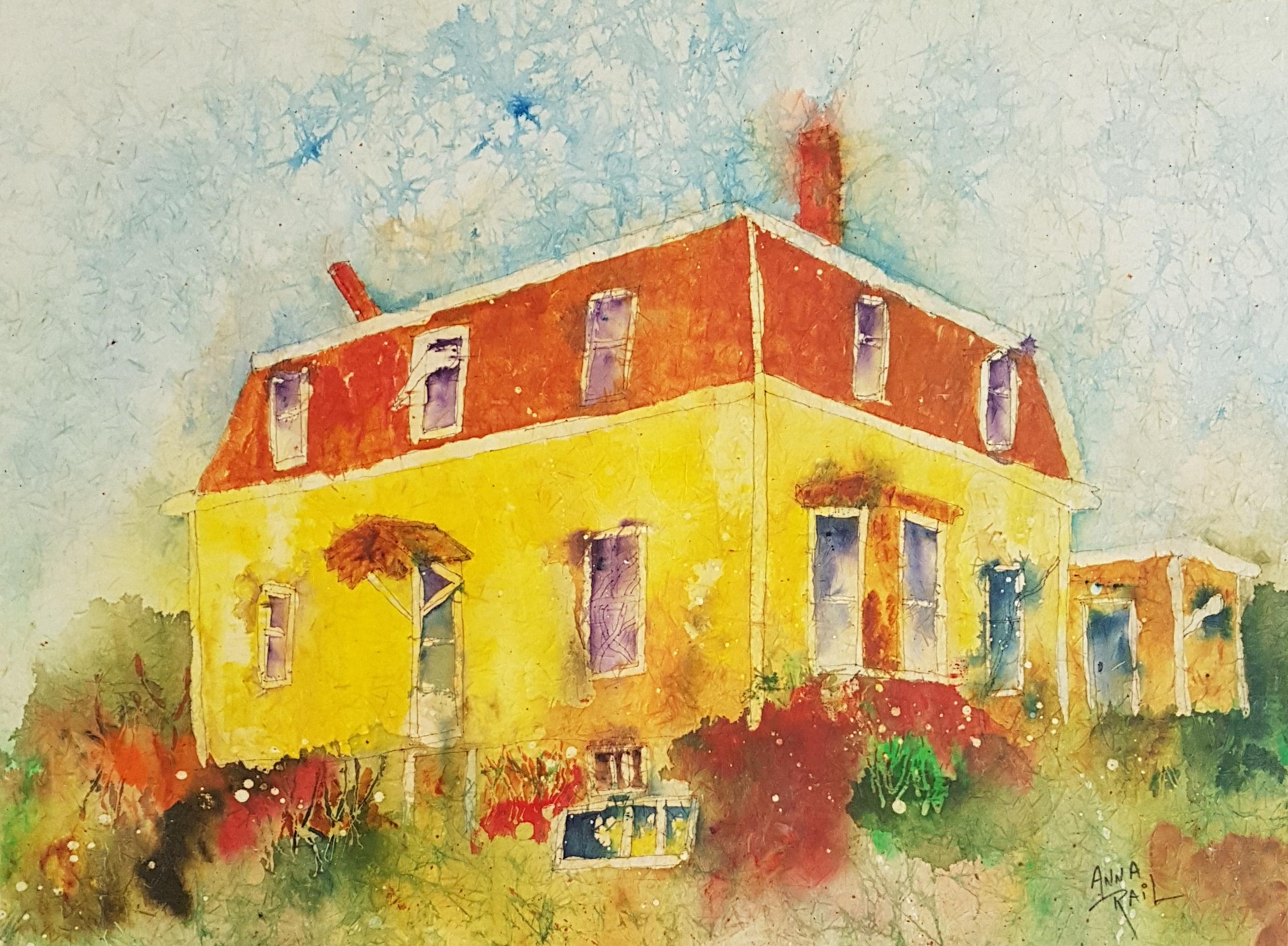The Village Mansion/Le manoir du village