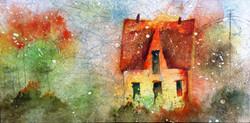 The Yellow House/La maison jaune