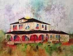 Ancestral Mansion/Maison ancestrale