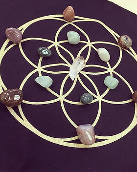 The Protection Crystal Grid will serve a