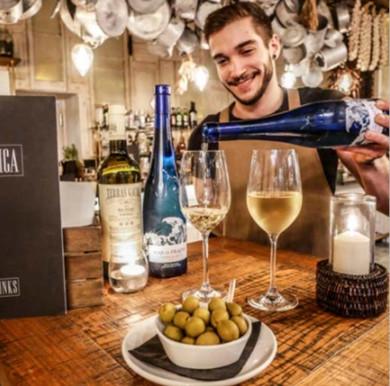 Wine tasting tour of Northern Spain, Ibérica