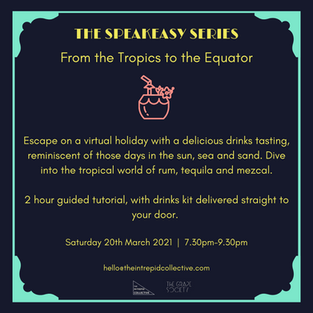 From the Tropics to the Equator