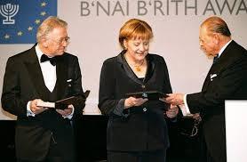 Меркель орден Бнай Брит